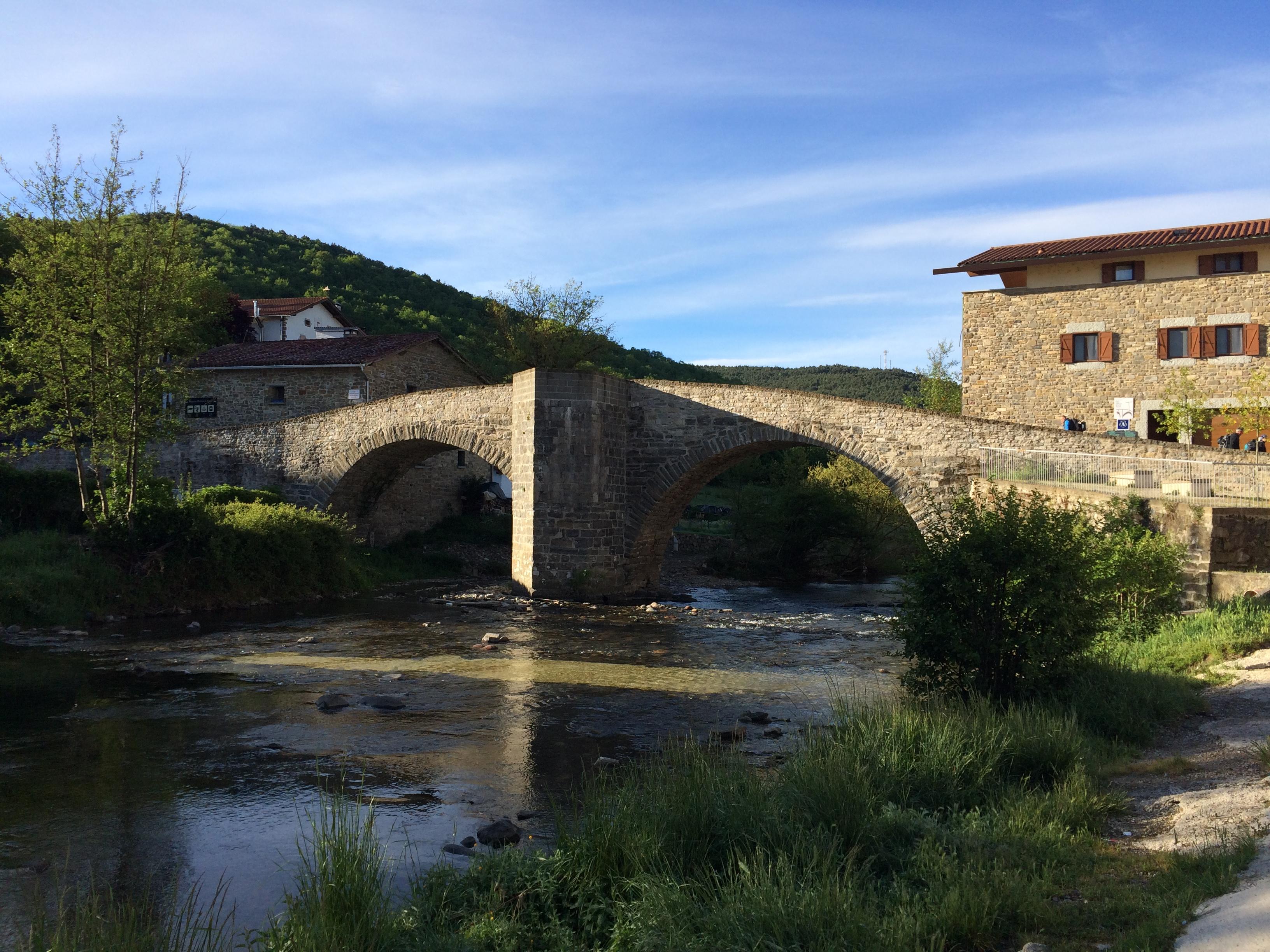 Day 4 - Zubiri to Pamplona - May 8, 2017