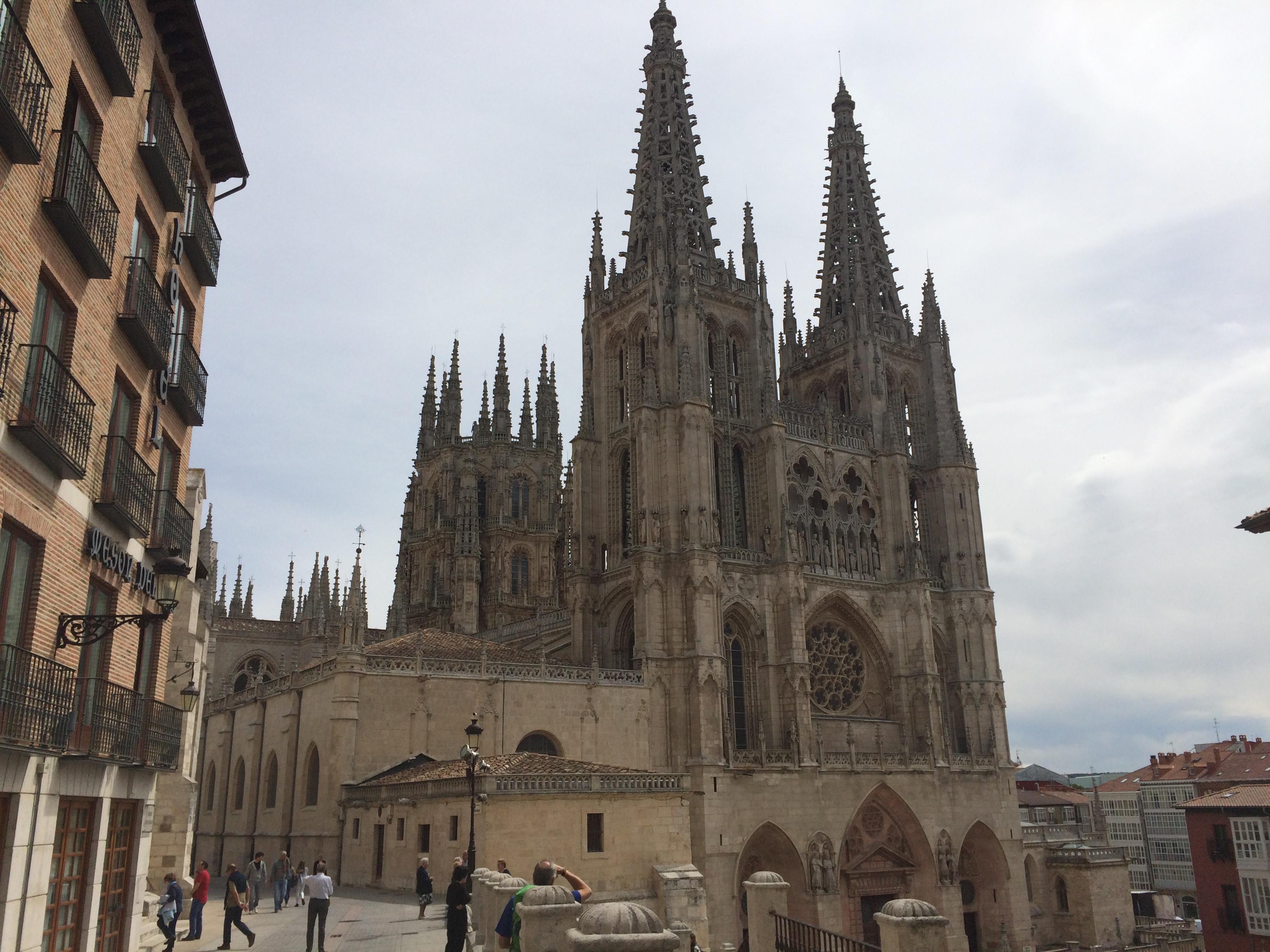 Day 17 - Burgos - May 21, 2017