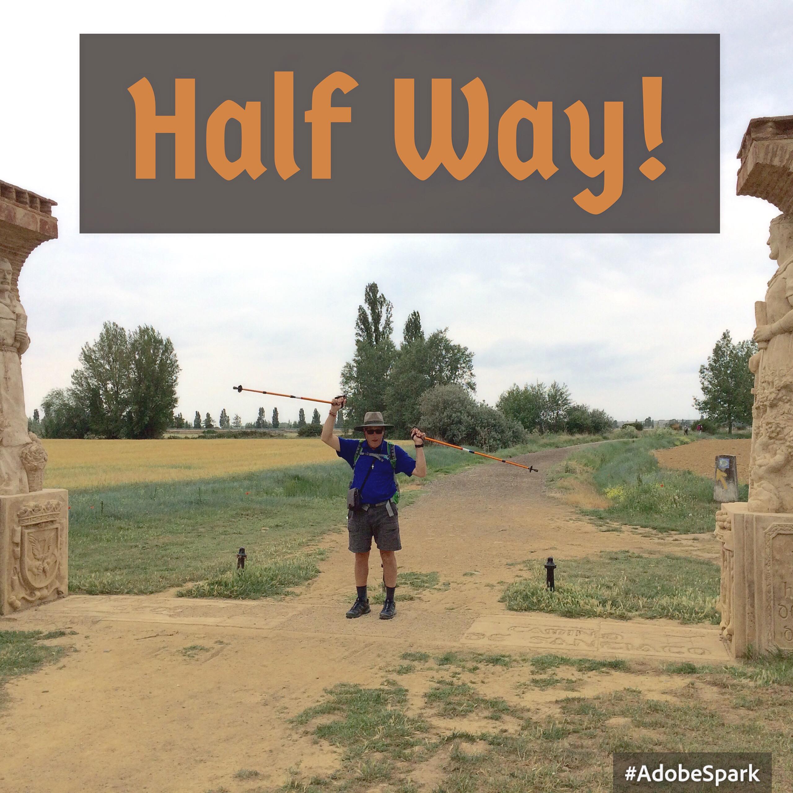 Day 24 - Calzadilla de la Cueza to Sahagún - May 28, 2017
